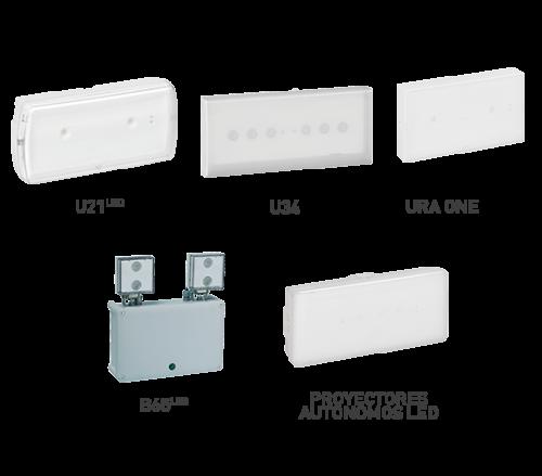 Luminarias-de-emergencia-tecnología-LED
