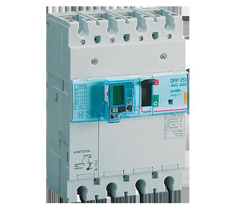 Interruptores-termomagnético-diferenciales-DPX3-160-y-DPX3-250