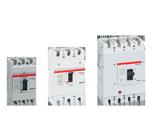 Interruptores-termomagnéticos-en-caja-moldeada-fijos-DRX