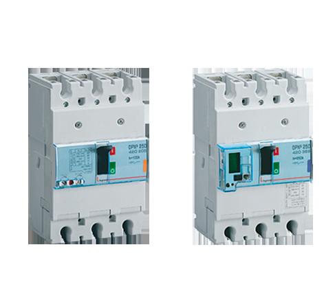 Interruptores-termomagnéticos-regulables-DPX3-250
